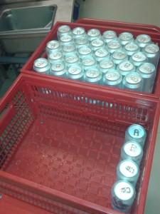 Så øllet er klar, er du!!